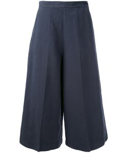 YMC | Fla Culottes Womens Size 6 Cotton/Linen/Flax