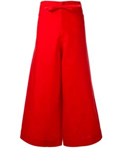 Daniela Gregis | Fla Trousers Womens Cotton