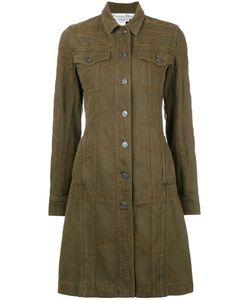 Christian Dior Vintage | Stitch Detail Coat Womens Size 36