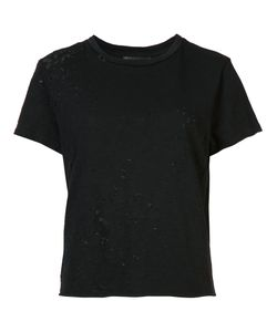 Amiri | Destroyed T-Shirt Size Large Cotton