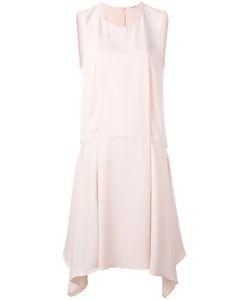 P.A.R.O.S.H. | Asymmetric Dress Womens Size Medium Polyester
