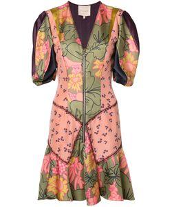 Roksanda | Hirani Dress Womens Size 12 Silk