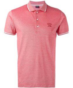 Paul & Shark | Logo Polo Shirt Mens Size Large Cotton