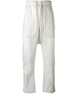 Rick Owens DRKSHDW | Drop-Crotch Trousers Mens Size Small Nylon