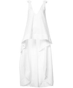 Natasha Zinko   Open Elongated Back Tank Womens Size 32 Cotton