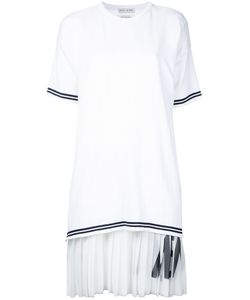 Each X Other | Pleated Dress Womens Size Xs Cotton