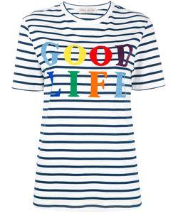 Être Cécile | Good Life Stripe T-Shirt Womens Size Xs Cotton