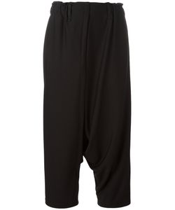 Issey Miyake   Cropped Trousers Womens Size 4 Polyester