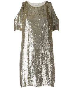 P.A.R.O.S.H. | Gughi Sequined Dress Womens Size Medium Viscose/Pvc