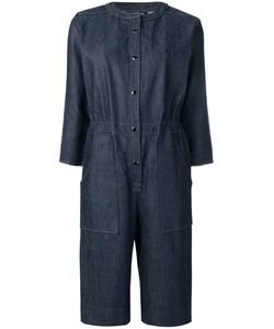 Vanessa Seward | Douglas Playsuit Womens Size 36 Polyurethane/Cotton