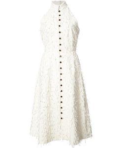 Novis | Sleeveless Shirt Dress Womens Size 4 Silk/Cotton