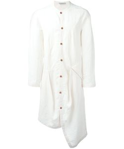 J.W.Anderson | Button Up Coat Mens Size 46 Linen/Flax