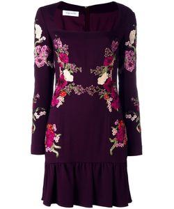 Zuhair Murad | Print Dress Womens Size 42 Viscose/Spandex/Elastane