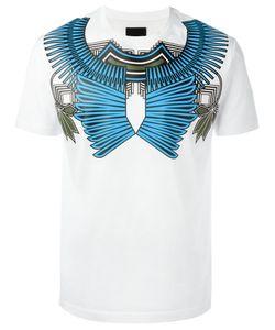 Les Hommes | Geometric Chest Print T-Shirt Mens Size Small Cotton