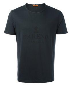 Barena   Tonal Print T-Shirt Mens Size Large Cotton