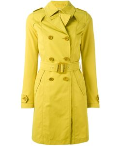 Herno | Double Breasted Coat Womens Size 42 Cotton/Polyamide/Acetate
