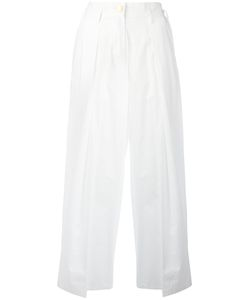 Forte Forte | Cropped Pants Womens Size 0 Cotton