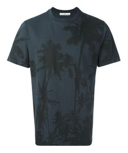 Golden Goose Deluxe Brand | Palm Tree Print T-Shirt Mens Size Small