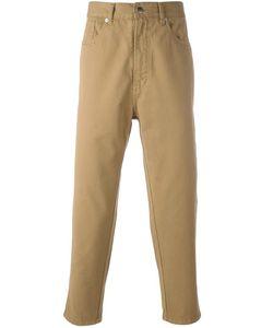 Société Anonyme   Deep Chino Trousers Mens Size 46 Cotton
