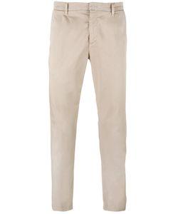 Paolo Pecora | Regular Trousers Mens Size 44 Cotton/Spandex/Elastane