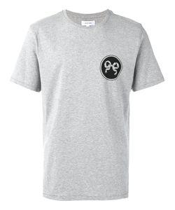 Soulland   Ribbon Print T-Shirt Mens Size Medium Cotton