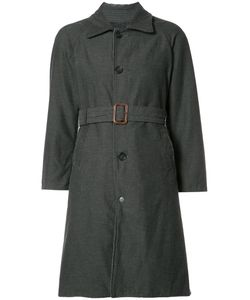 Engineered Garments | Classic Midi Coat Womens Size 0 Cotton/Polyester/Wool