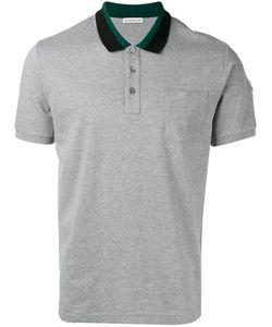 Moncler | Classic Polo Shirt Mens Size Large Cotton