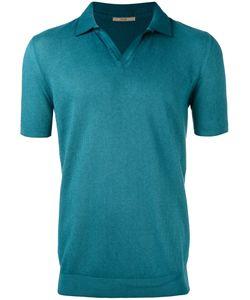 Nuur | Plain Polo Shirt Mens Size 50 Cotton