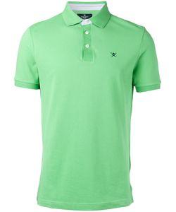 Hackett | Logo Patch Polo Shirt Mens Size Xl Cotton