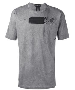 Stone Island Shadow Project | Gear Print T-Shirt Mens Size Large