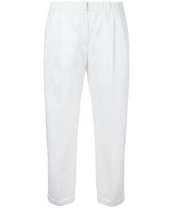 Odeeh | Cropped Trousers Womens Size 38 Cotton