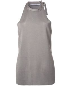 Dion Lee | Shoulder Tie Knitted Tank Womens Size 6 Viscose
