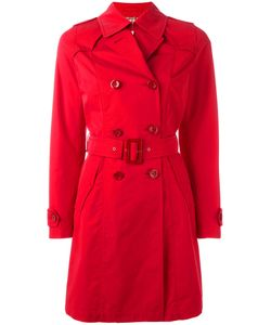 Herno | Double Breasted Coat Womens Size 44 Cotton/Polyamide/Acetate