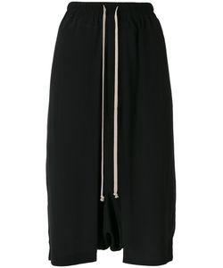 Rick Owens | Pod Shorts Womens Size 42 Acetate/Silk