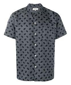 YMC | Printed Shirt Mens Size Small Cotton/Silk