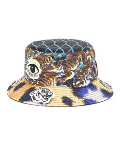 Kenzo | Multi Icon Bucket Hat Mens Cotton/Polyester