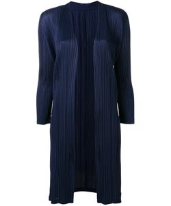 Pleats Please By Issey Miyake | Pleated Oversized Jacket Womens Size 4