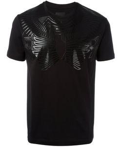 Les Hommes | Geometric Print T-Shirt Mens Size Large Cotton