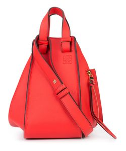 Loewe   Zipped Pocket Shoulder Bag Womens Calf Leather