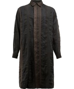 Uma Wang | Button Up Coat Size Large Linen/Flax/Polyester