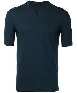 Transit | Plain T-Shirt Mens Size 50 Cotton/Linen/Flax