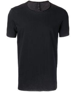 Transit | Plain T-Shirt Mens Size 52 Cotton/Linen/Flax