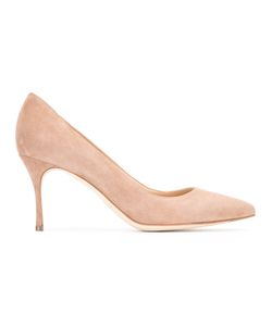 Sergio Rossi | Pointed Pumps Womens Size 40 Calf Leather/Leather