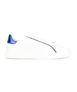 Versace | Trim Trainers Mens Size 43 Leather/Rubber