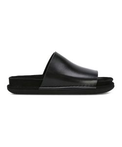 Ann Demeulemeester | Chunky Sole Sandals Womens Size 40 Leather/Rubber