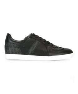 Dior Homme   Sneakers With Brand Monogramming Mens Size 41 Calf