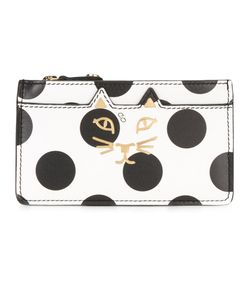 Charlotte Olympia | Dots Print Wallet Womens Leather