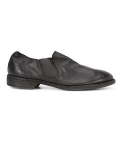 Guidi | Elasticated Laterals Loafers Womens Size 38 Leather/Horse Leather