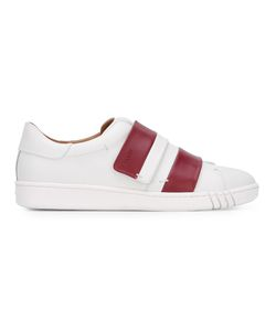 Bally | Hook Loop Sneakers Mens Size 40 Leather/Rubber