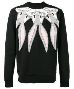 Iceberg | Bugs Bunny Sweatshirt Size Large Cotton/Polyester